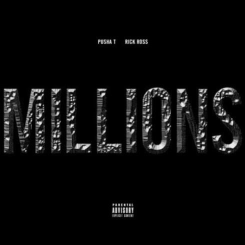 pusha t millions rick ross