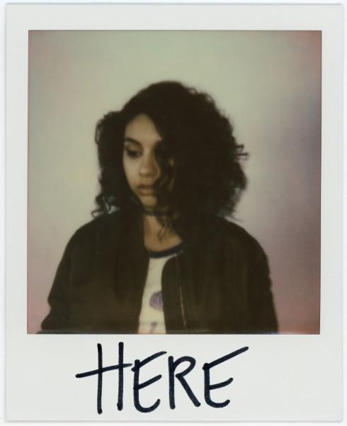 """Alessia """"Here"""""""